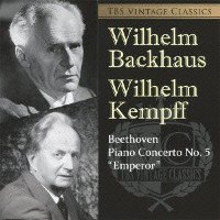 Beethoven: Piano Concerto No. 5 - Backhaus, Masashi