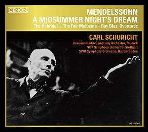 Mendelssohn: A Midsummer Nights Dream - Schuricht