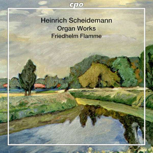 Northern German Organ Baroque Vol. 15 - Heinrich Schiedemann: Organ Works - Friedhelm Flamme