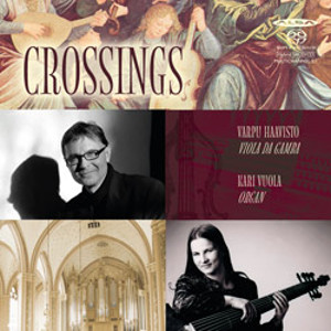 Crossings - Kari Vuola / Varpu Haavisto