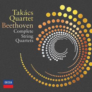 HRAudio net - Beethoven: 16 String Quartets - Takács Quartet