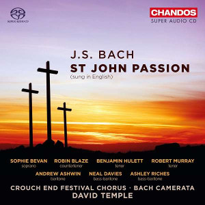 Bach: St John's Passion - Temple