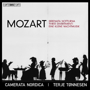 Mozart: Serenades and Divertimenti - Tønnesen