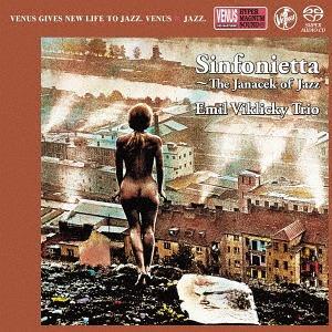 【Venus Records】 - Emil Viklicky Trio: Sinfonietta (The Jazz of Janacek)