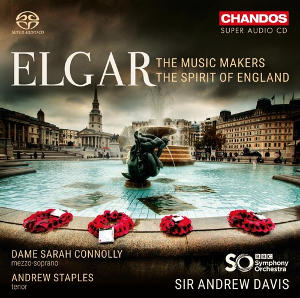Elgar: The Music Makers, The Spirit of England - Davis