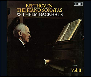 Beethoven: Piano Sonatas, Vol. 2 - Backhaus