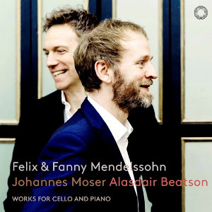 Mendelssohn: Works for Cello & Piano - Moser, Beatson
