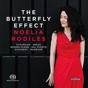 The Butterfly Effect - Noelia Rodiles