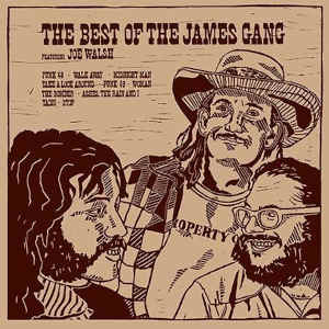 The James Gang: The Best of The James Gang