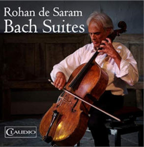 Bach: 6 Cello Suites - de Saram