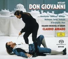 【Deutsche Grammophon】 - Mozart: Don Giovanni - Abbado