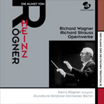 Wagner, Strauss: Opera Orchestral Works - Rogner