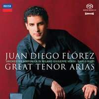 Juan Diego Florez: Great Tenor Arias