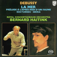 Debussy: Orchestral Works - Haitink