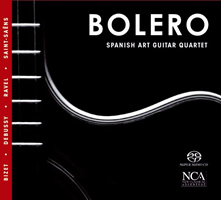 Bolero - Spanish Art Guitar Quartet