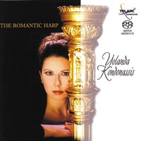 The Romantic Harp - Yolanda Kondonassis