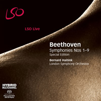 Beethoven: 9 Symphonies - Haitink