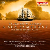 Vaughan Williams: A Sea Symphony - Hickox