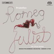 Prokofiev: Romeo & Juliet Suites - Litton
