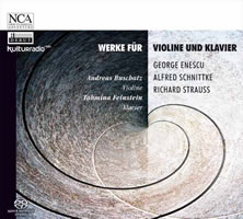 Works for Violin and Piano - Buschatz, Feinstein