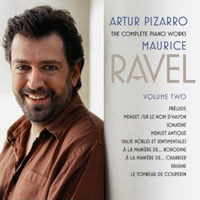 Ravel: The Complete Piano Works, Vol. 2 - Pizarro