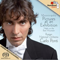 Mussorgsky: Pictures at an Exhibition - Ponti