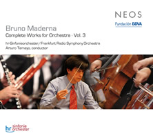 Maderna: Complete Works for Orchestra, Vol. 3 - Tamayo