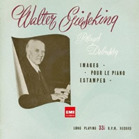 Debussy: Images, Pour le Piano, Estampes - Gieseking