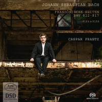 Bach: French Suites - Frantz
