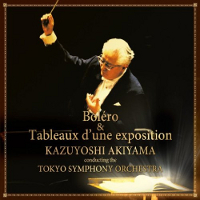 Mussorgsky, Ravel: Pictures at an Exhibition, Bolero - Akiyama