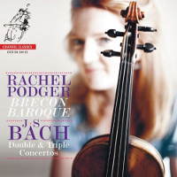 Bach: Double & Triple Concertos - Podger