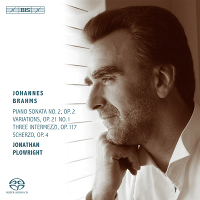 Brahms: Complete Solo Piano Music, Vol 2 - Plowright