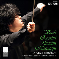 Mascagni, Rossini, Puccini, Verdi: Operatic highlights - Battistoni