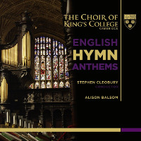 English Hymn Anthems - Cleobury