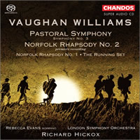 Vaughan Williams: Pastoral Symphony etc. - Hickox