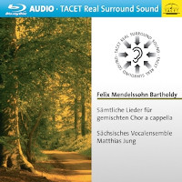 Mendelssohn: Complete works for a cappella mixed chorus - Jung