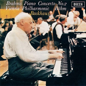 Brahms: Piano Concerto No. 2 - Backhaus / Böhm