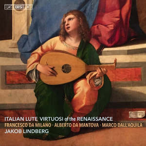 Italian Lute Virtuoso of the Renaissance - Jakob Lindberg