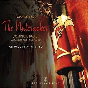 Tchaikovsky: The Nutcracker - Stewart Goodyear