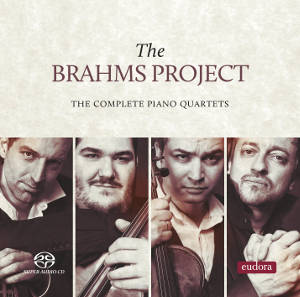 Brahms: Piano Quartets (complete) - The Brahms Project