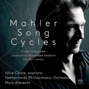 Mahler: Song Cycles - Coote / Albrecht