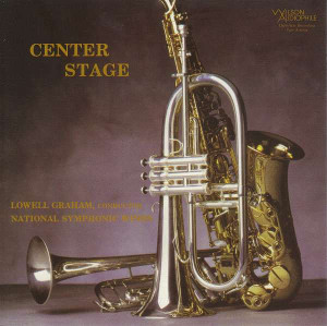 Center Stage - Lowell Graham