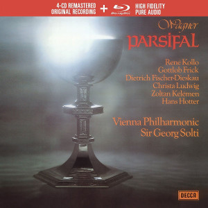 Wagner: Parsifal - Solti