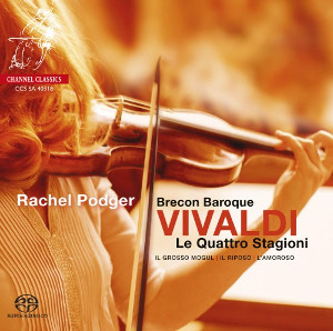 Vivaldi: The Four Seasons - Podger