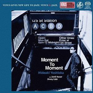【Venus Records】 - Hideaki Yoshioka Trio: Moment to moment