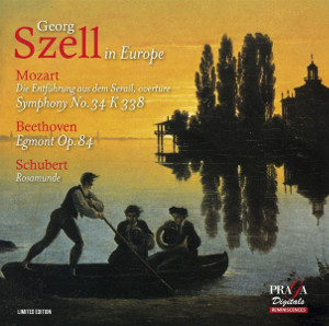 Georg Szell in Europe