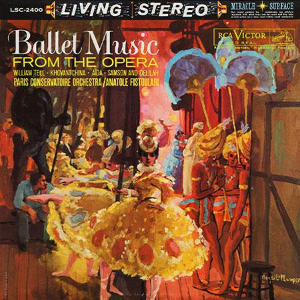 Ballet Music from the Opera - Fistoulari