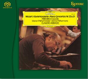 Hraudio Net Mozart Piano Concertos 20 21 Gulda Abbado