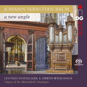 Bach: Organ Works - van Doeselaar, Wiersinga