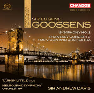 Goossens: Orchestral Works, Vol 3 - Little, Davis